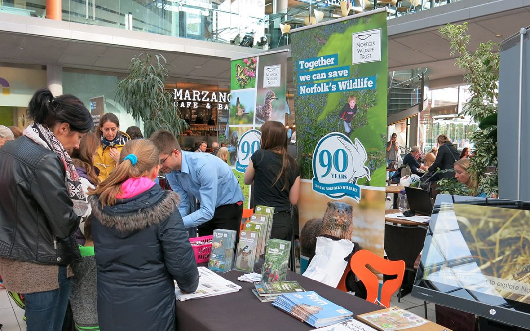 Norfolk Festival of Nature in the Forum
