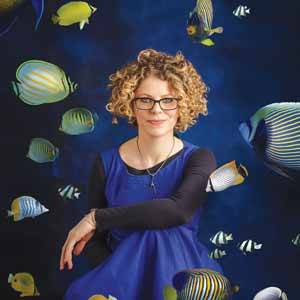 Helen Scales – Eye of the Shoal